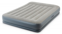 "Кровать-матр.""QUEEN MID-RISE AIRBED WITH FIBER-TECH BIP"",эл/н220V,64118"